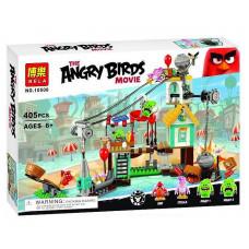 Конструктор Angry Birds «Разгром Свинограда» (Bela 10508)