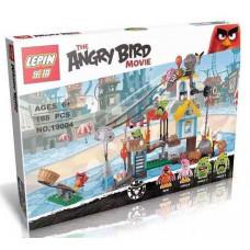 Конструктор Angry Birds «Разгром Свинограда» (Lepin 19004)