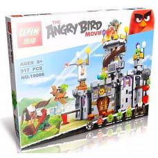Конструктор Angry Birds «Замок короля свинок» (Lepin 19006)