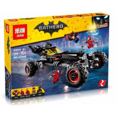Конструктор Бэтмен «Бэтмобиль» (Lepin 07045)