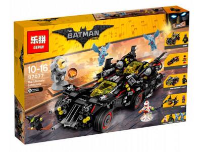 Конструктор Бэтмен «Крутой Бэтмобиль» (Lepin 07077)