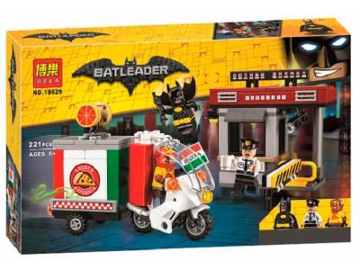 Конструктор Бэтмен «Специальная доставка от Пугала » (Bela 10629)