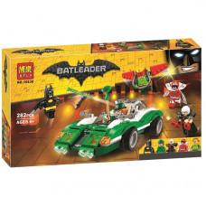 Конструктор Бэтмен «Гоночный автомобиль Загадочника» (Bela 10630)