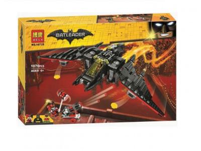 Конструктор Бэтмен «Бэтмолёт Batwing» (Bela 10739)