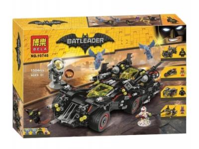 Конструктор Бэтмен «Крутой Бэтмобиль» (Bela 10740)