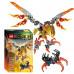 Конструктор Бионикл «Икир - Тотемное животное Огня» (KSZ 609-4)
