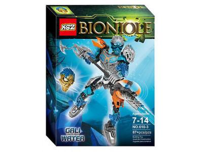 Конструктор Бионикл «Гали - Объединительница Воды» (KSZ 610-3)