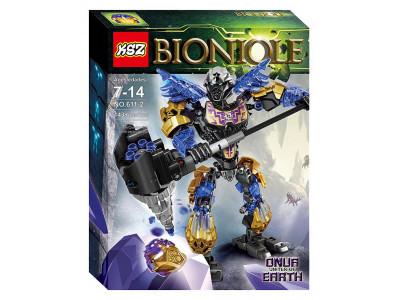 Конструктор Бионикл «Онуа - Объединитель земли» (KSZ 611-2)