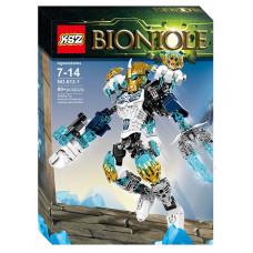 Конструктор Бионикл «Копака и Мелум - Объединение Льда» (KSZ 612-1)
