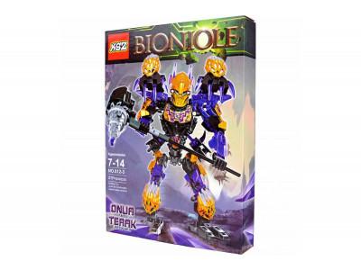 Конструктор Бионикл «Онуа и Терак - Объединение Земли» (KSZ 612-3)