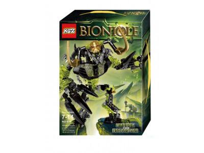 Конструктор Бионикл «Умарак-Разрушитель» (KSZ 614)