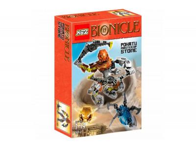 Конструктор Бионикл «Похату - Повелитель Камня» (KSZ 707-2)