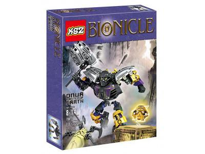 Конструктор Бионикл «Онуа - Повелитель земли» (KSZ 708-1)