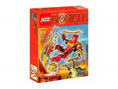 Конструктор Бионикл «Таху - Повелитель Огня» (KSZ 708-3)