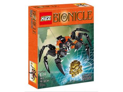 Конструктор Бионикл «Лорд Паучий череп» (KSZ 708-4)