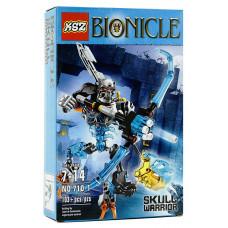 Конструктор Бионикл «Леденящий череп» (KSZ 710-1)