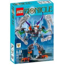 Конструктор Бионикл «Король Скелетов 3 в 1» (KSZ 711-1)