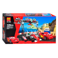 Конструктор Тачки Let's go «Мировой Гран-При» (Bela 10008)