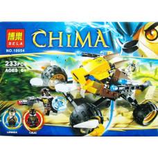 Конструктор Chima «Лев Леннокс» (Bela 10054)