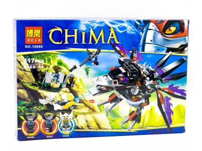 Конструктор Chima «Похититель Чи Ворона Разара» (Bela 10060)