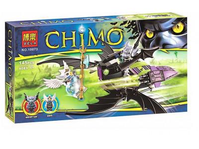 Конструктор Chima «Крылатый истребитель Браптора» (Bela 10073)