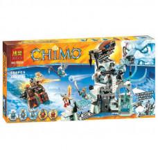 Конструктор Chima «Ледяная крепость сэра Фангара» (Bela 10296)