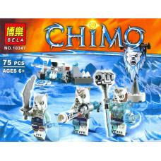 Конструктор Chima «Лагерь Ледяных Медведей» (Bela 10347)