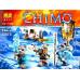 Конструктор Chima «Лагерь клана Саблезубых Тигров» (Bela 10349)