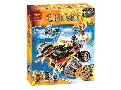 Конструктор Chima «Огненный вездеход Тормака» (Bela 10352)