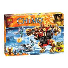 Конструктор Chima «Грохочущий медведь Блавдика» (Bela 10354)
