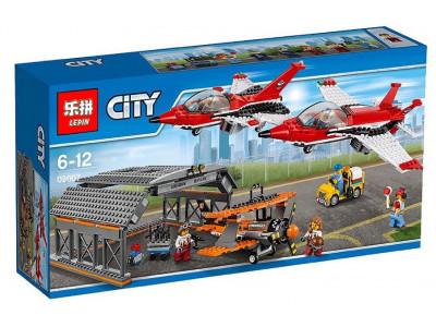 Конструктор City «Авиашоу» (Lepin 02007)