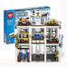 Конструктор City «Двухуровневый гараж» (Lepin 02073)