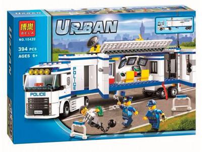 Конструктор City «Выездной отряд полиции» (Bela 10420)