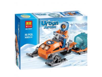 Конструктор City «Арктический ледокол» (Bela 10437)