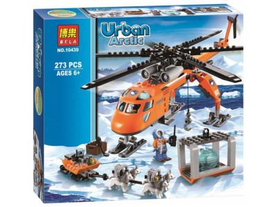 Конструктор Urban Arctic «Арктический вертолёт» (Bela 10439)