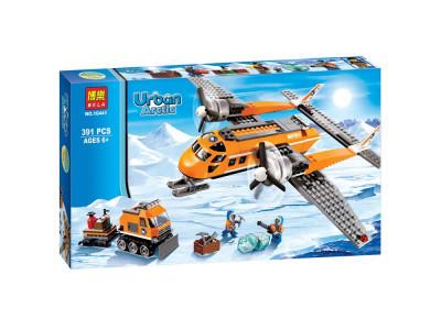 Конструктор Urban Arctic «Арктический транспортный самолет» (Bela 10441)
