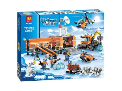 Конструктор Urban Arctic «Арктическая база» (Bela 10442)