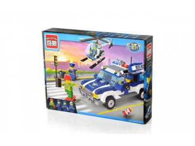 Конструктор City «Полиция» (Brick 1117)