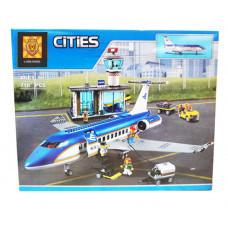 Конструктор City «Пассажирский терминал аэропорта» (Lion King 180032)