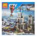 Конструктор City «Остров-тюрьма» (Lele 39016)