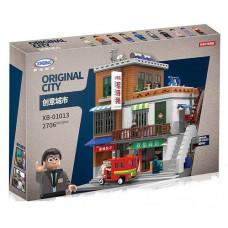 Конструктор Креатор «MOC Городской квартал» (Xingbao XB-01013)