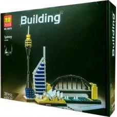 Конструктор Креатор Building «Сидней» (Bela 10676)