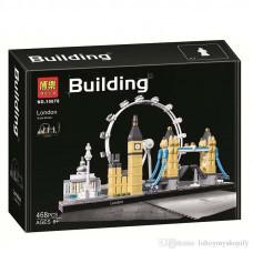 Конструктор Креатор Building «Лондон» (Bela 10678)