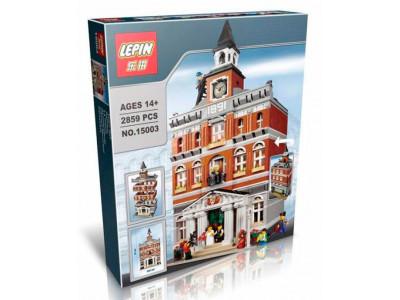 Конструктор Креатор «Городская ратуша» (Lepin 15003)
