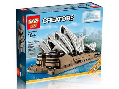 Конструктор Креатор «Сиднейский оперный театр» (Lepin 17003)