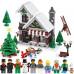 Конструктор Креатор «Зимний магазин игрушек» (Lepin 36002)