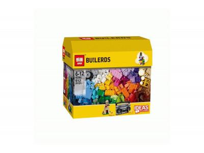 Конструктор Креатор «Набор кубиков для свободного конструирования» (Lepin 42006)