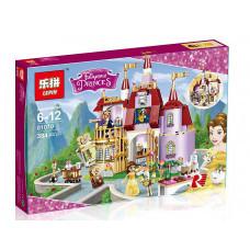 Конструктор Дисней «Заколдованный замок Белль» (Lepin 01010)