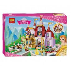 Конструктор Дисней «Заколдованный замок Белль» (Bela 10565)