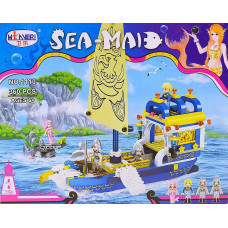Конструктор Дисней Sea Maid «Русалочка» (Winner Box 1110)